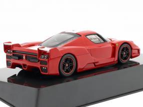 Ferrari FXX 2006 red with white stripe