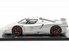 Ferrari FXX #16 Nürburgring silver