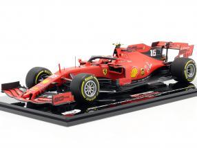 Charles Leclerc Ferrari SF90 #16 Winner Belgien GP F1 2019 1:18 BBR