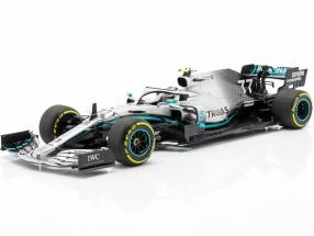V. Bottas Mercedes-AMG F1 W10 EQ Power+ #77 2nd China GP F1 2019 1:18 Minichamps