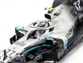 V. Bottas Mercedes-AMG F1 W10 EQ Power  #77 2nd China GP F1 2019