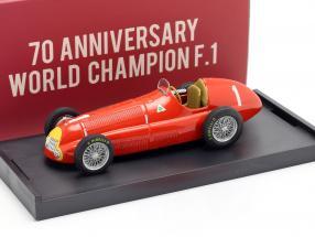 Juan Manuel Fangio Alfa Romeo 158 #1 Great Britain GP formula 1 1950 1:43 Brumm