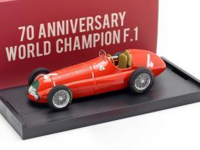 Reg Parnell Alfa Romeo 158 #4 Great Britain GP formula 1 1950 1:43 Brumm