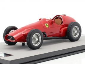 Ferrari 625 F1 Press version 1955 red 1:18 Tecnomodel