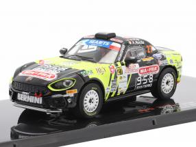 Fiat Abarth 124 RGT #27 Rally Poland 2019 Nucita, Pop 1:43 Ixo