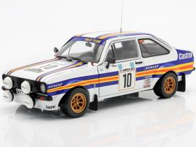 Ford Escort RS1800 #10 Winner Rally Acropolis 1980 Vatanen, Richards 1:18 SunStar