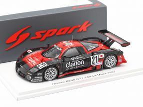 Nissan R390 GT1 #21 24h LeMans 1997 Brundle, Müller, Taylor 1:43 Spark