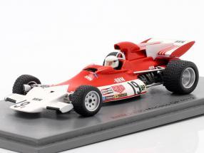 Howden Ganley BRM P180 #19 Monaco GP formula 1 1972 1:43 Spark