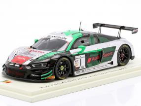 Audi R8 LMS GT3 #1 24h Spa 2019 Frijns, Müller, Rast 1:43 Spark