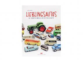 Book: Favorite cars from Ulrich Biene
