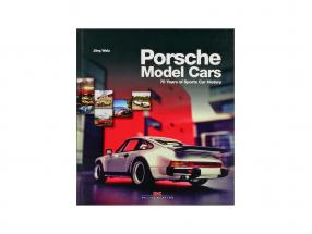 Book: Porsche Model Cars from Jörg Walz EN