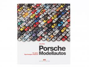 Book: Porsche model cars from Jörg Walz DE