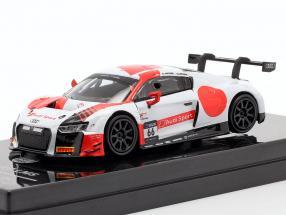 Audi R8 LMS #66 4th 10h Suzuka 2018 Audi Sport Team WRT 1:64 ParagonModels