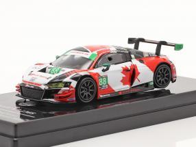 Audi R8 LMS Evo #88 24h Daytona 2019 WRT Speedstar Audi Sport 1:64 ParagonModels