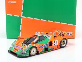 Mazda 787B #55 Winner 24h LeMans 1991 Weidler, Herbert, Gachot 1:12 Kyosho