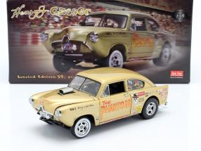 Kaiser Henry J. Gasser The Phantom year 1951 gold 1:18 SunStar