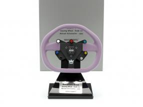 Michael Schumacher Benetton B195 formula 1 Worldchampion 1995 steering wheel 1:2 Minichamps