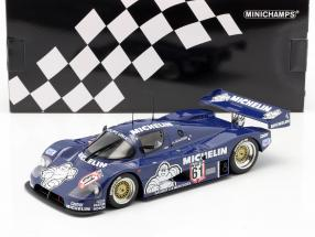 Sauber Mercedes C9 #61 Winner ADAC Supersprint 1987 Schlesser 1:18 Minichamps