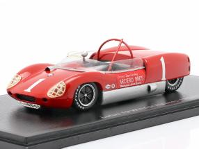 Lotus 19 #1 Winner Nassau Trophy Race 1961 Dan Gurney 1:43 Spark