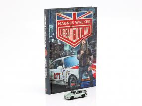 Urban Outlaw Set: book Magnus Walker & Porsche 930