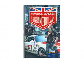 Urban Outlaw Set: book Magnus Walker & Porsche 930 1:64 Schuco