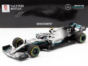 Valtteri Bottas Mercedes-AMG F1 W10 #77 Winner USA GP F1 2019 1:18 Minichamps