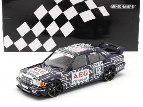 Mercedes-Benz 190E 2.5-16 Evo 1 #12 DTM 1989 Alain Cudini 1:18 Minichamps