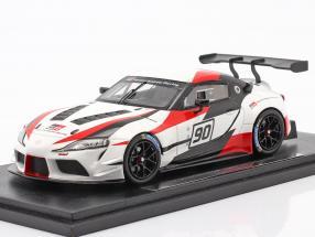 Toyota GR Supra Racing Concept Car #90 Geneva Motor Show 2018 1:43 Spark