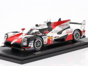 Toyota TS050 Hybrid #7 2nd 24h LeMans 2018 Launch Version 1:43 Spark