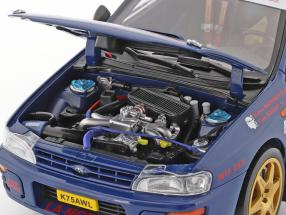 Subaru Impreza 555 #15 3rd Rallye Tour de Corse 1996 Massarotto, Bouzat  SunStar