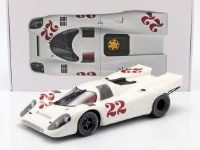 Porsche 917K #22 Training 24h LeMans 1970 Attwood, Elford 1:12 Norev