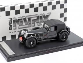 Invicta 4.5 ltr S-Type #115 2nd Rallye Monte Carlo 1932 D. Healey 1:43 Matrix