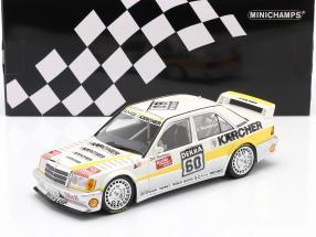 Mercedes-Benz 190E 2.5-16 Evo 1 #60 DTM 1990 Karl Wendlinger 1:18 Minichamps