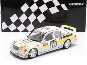 Mercedes-Benz 190E 2.5-16 Evo 1 #77 DTM 1990 F. Kreutzpointner 1:18 Minichamps