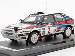 Lancia Delta Integrale HF #2 Winner Safari Rallye 1989 1:18 BBR