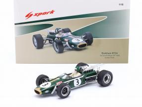 Jochen Rindt Brabham BT24 #3 3rd South Africa GP 1968 1:18 Spark