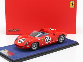 Ferrari 250 P #22 3rd 24h LeMans 1963 Parkes, Maglioli 1:18 LookSmart