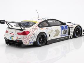 BMW M6 GT3 #100 24h Nürburgring 2016 Schubert Motorsport