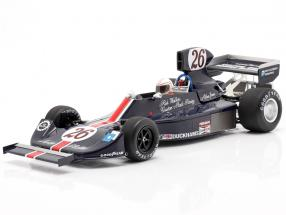 Alan Jones Hesketh 308 #26 Monaco GP Formel 1 1975 1:18 Spark