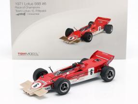 Emerson Fittipaldi Lotus 56B #6 Race of Champions 1971 1:18 TrueScale