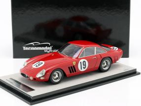 Ferrari 330LMB #19 12h Sebring 1963 Parkes, Bandini 1:18 Tecnomodel
