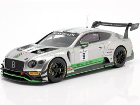 Bentley Continental GT3 #8 Blancpain GT Series Endurance Cup Monza 2018 1:18 TrueScale