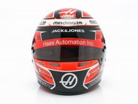 Kevin Magnussen #20 Haas F1 Team formula 1 2020 helmet 1:2 Bell