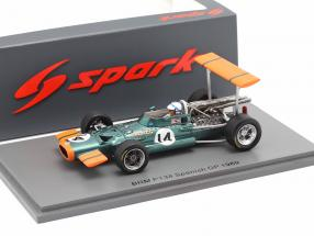 John Surtees BRM P138 #14 5th Spanien GP Formel 1 1969 1:43 Spark