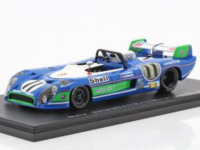 Matra MS 670B #11 winner 24h LeMans 1973 Pescarolo, Larrousse 1:43 Spark