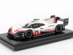 Porsche 919 Hybrid Evo #1 919 Tribute Tour 2018 Signature Edition 1:12 Spark