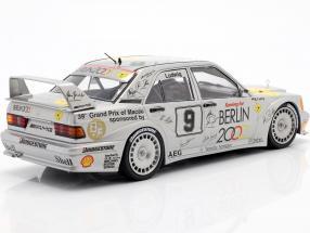 Mercedes-Benz 190E 2.5-16 Evo 2 #9 Macau Guia Race 1992 Ludwig