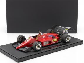 Michele Alboreto Ferrari 156/85 #27 Formel 1 1985 1:18 GP Replicas
