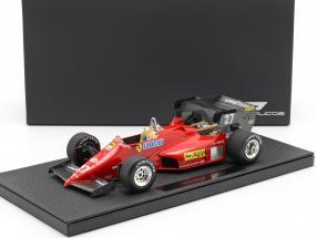 Michele Alboreto Ferrari 126C4 #27 Formel 1 1984 1:18 GP Replicas