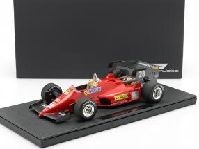 Rene Arnoux Ferrari 126C4 #28 Formel 1 1984 1:18 GP Replicas